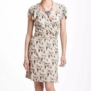 Anthropologie Leifnotes Dress